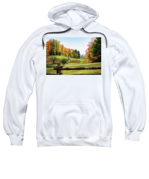 Just Over The Next Ridge Sweatshirt