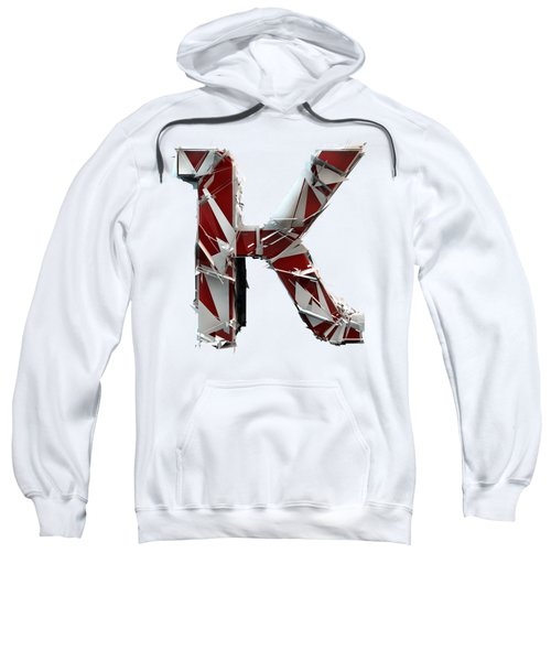K Is For King Sweatshirt
