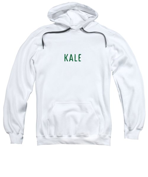 Kale Sweatshirt by Cortney Herron