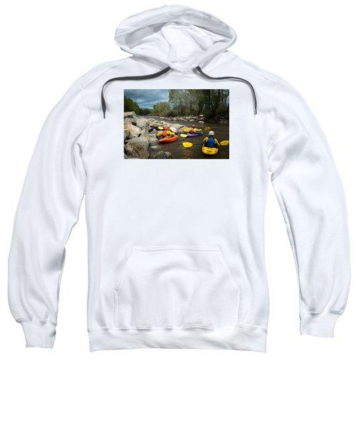 Kayaking Class Sweatshirt