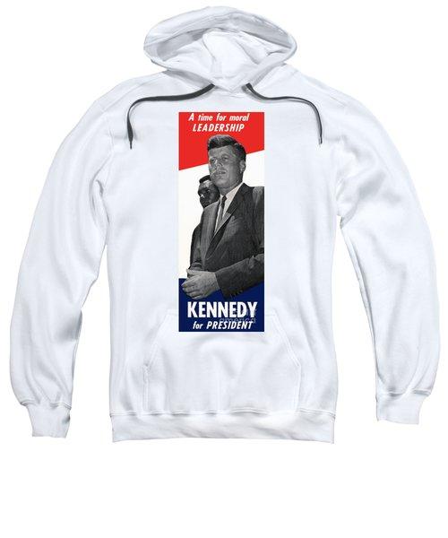 Kenndy For President Sweatshirt