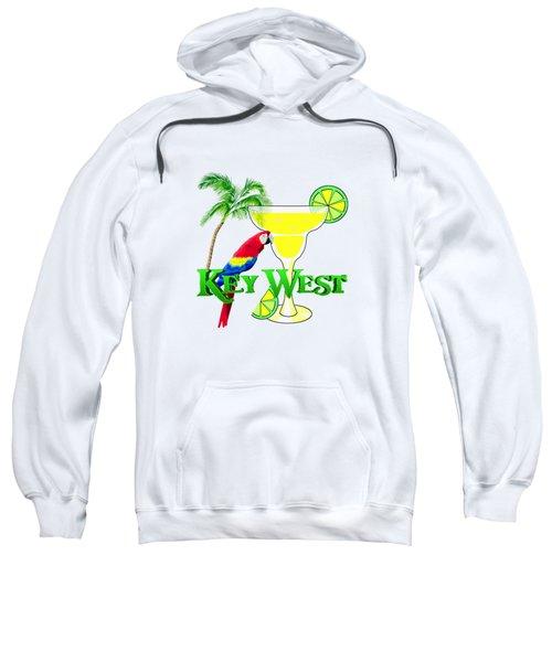 Key West Margarita Sweatshirt by Chris MacDonald