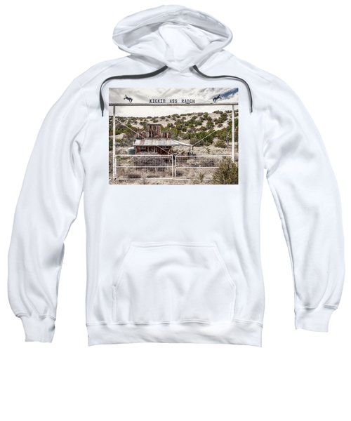 Kickin Ass Ranch Sweatshirt