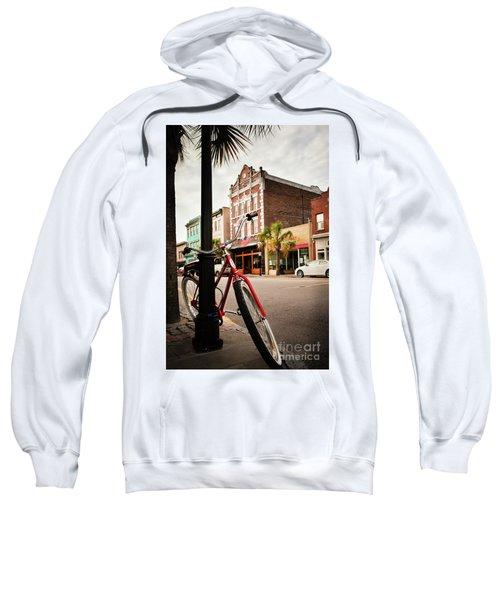 King Street Charleston Sc  -7436 Sweatshirt