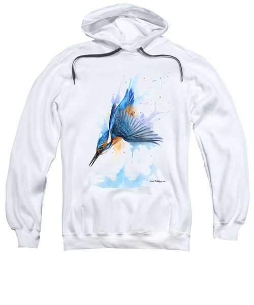 Kingfisher Diving Sweatshirt