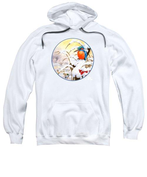 Kingfisher Plate Sweatshirt