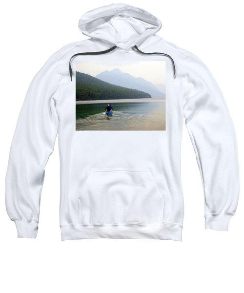 Kintla Lake Paddlers Sweatshirt