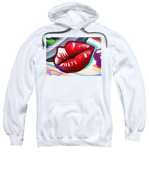 Kiss Me Now ... Sweatshirt
