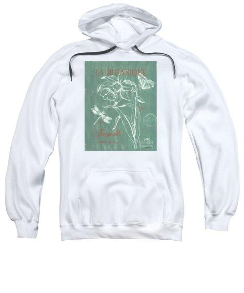 La Botanique Aqua Sweatshirt