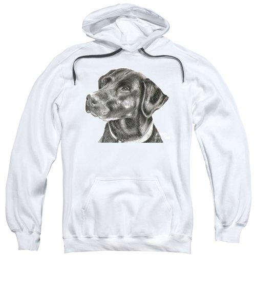 Lab Charcoal Drawing Sweatshirt