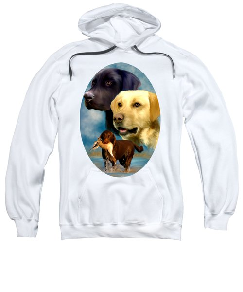Labrador Retrievers Sweatshirt