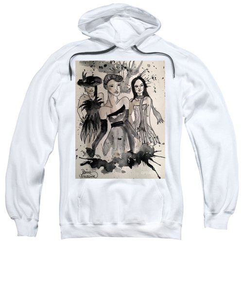 Ladies Galore Sweatshirt
