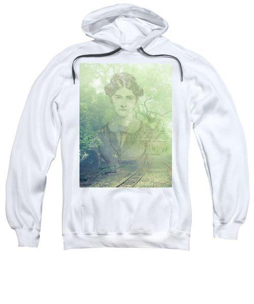 Lady On The Tracks Sweatshirt