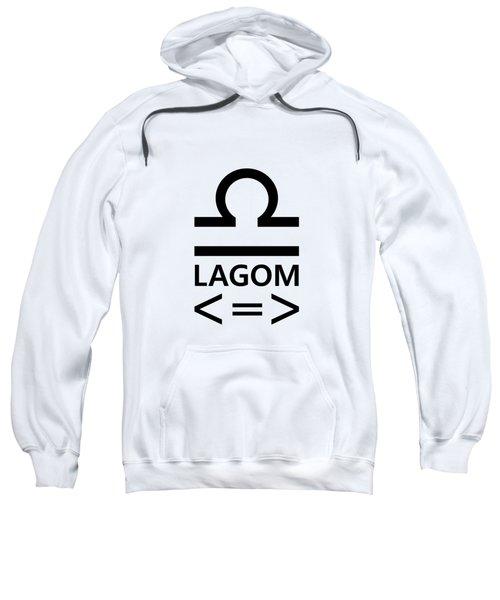 Lagom - Less Is More II Sweatshirt
