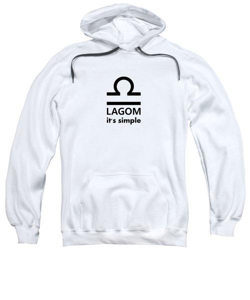 Lagom - Simple Sweatshirt