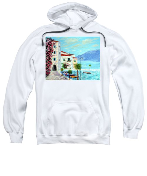 Lake Garda Bliss Sweatshirt