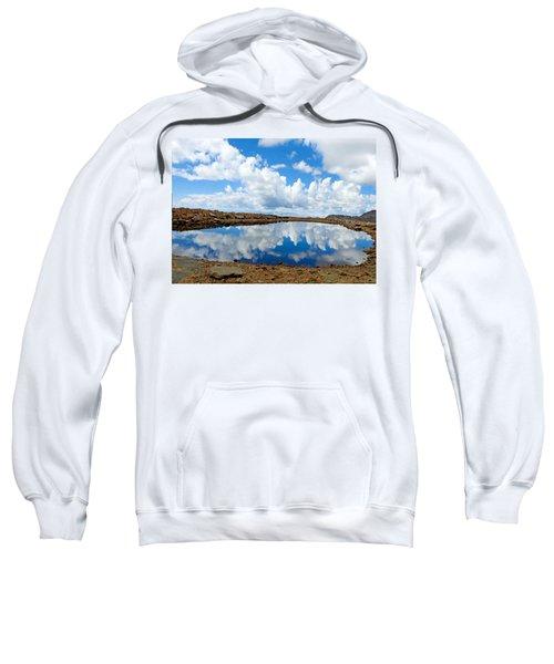 Lake Of The Sky Sweatshirt