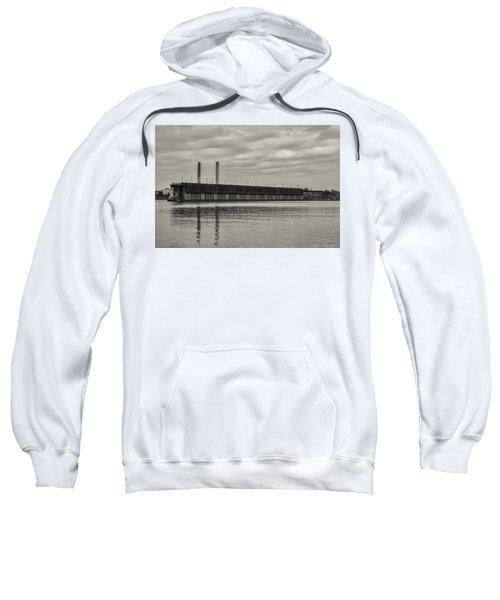 Lake Superior Oar Dock Sweatshirt