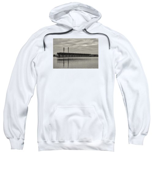 Lake Superior Oar Dock Sweatshirt