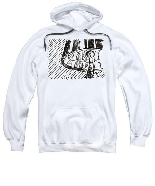 Lamp 1 2015 - Aceo Sweatshirt