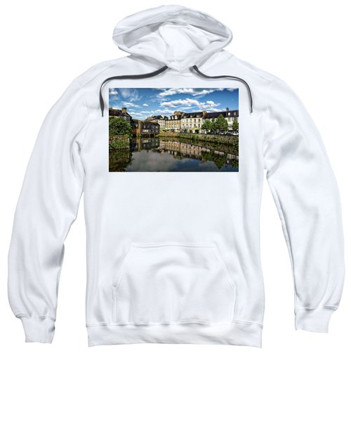 Landerneau Village View Sweatshirt