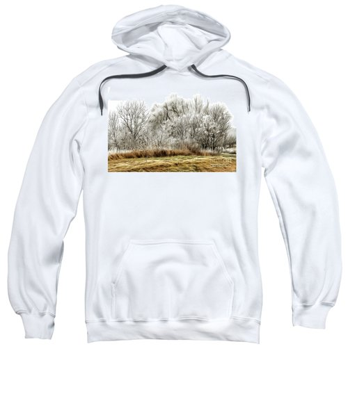 Landscape In Winter Sweatshirt