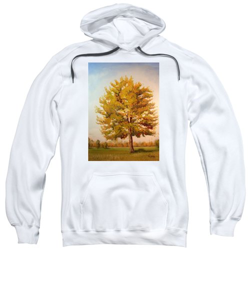 Landscape Oil Painting Sweatshirt