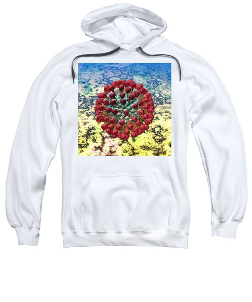 Lassa Virus Sweatshirt