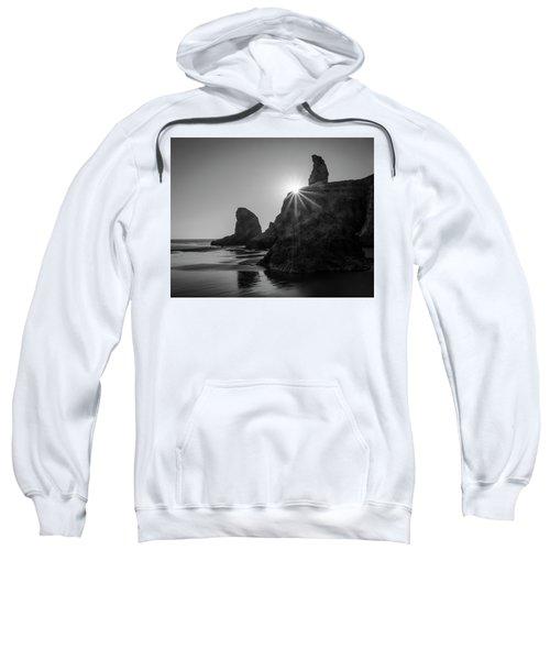 Last Light On The Coast Sweatshirt