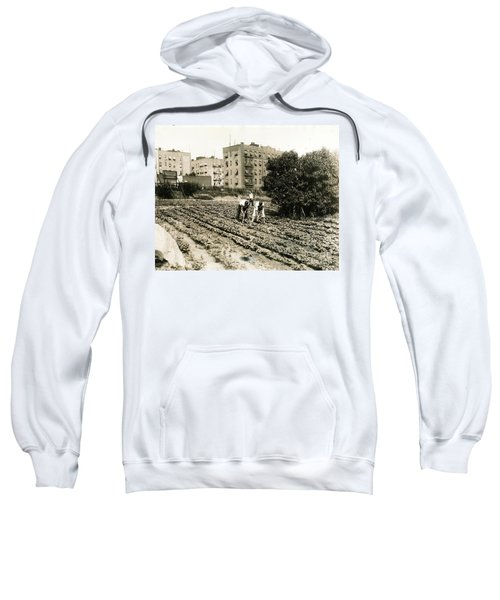 Last Working Farm In Manhattan Sweatshirt