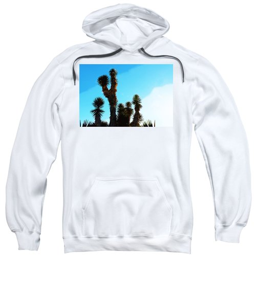 Late Afternoon Cactus Sweatshirt