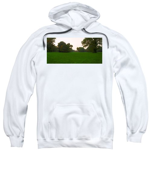 Late Afternoon In The Park Sweatshirt