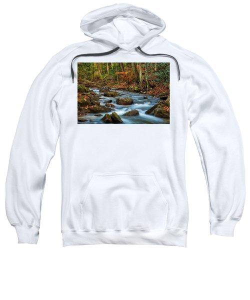 Laurel Fork In The Fall Sweatshirt