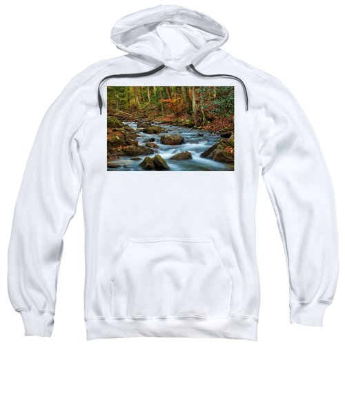 Laurel Fork In The Fall Sweatshirt