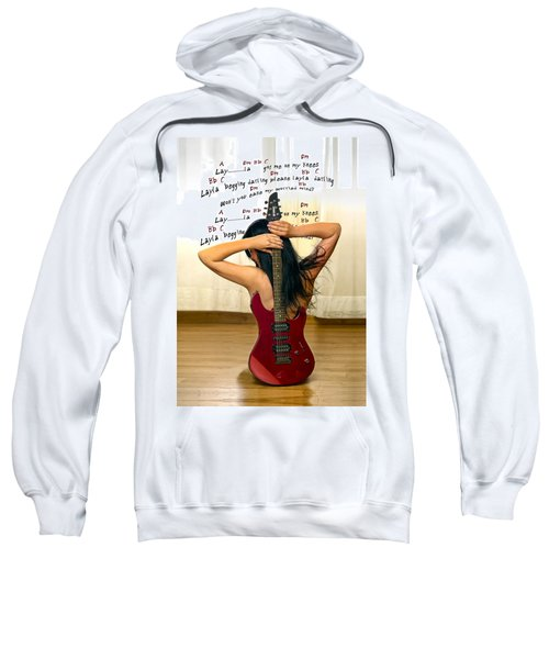 Layla Sweatshirt by Donovan Torres