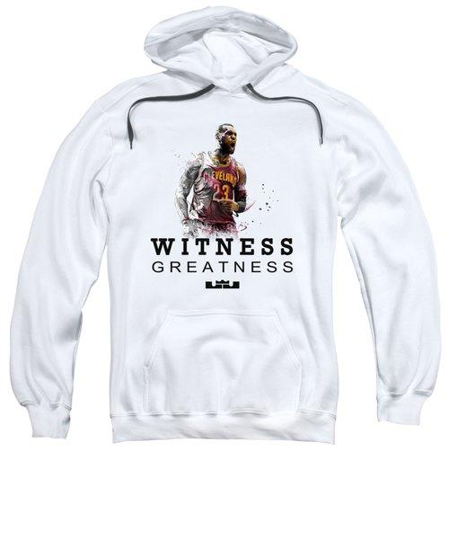 Lbj1 Sweatshirt