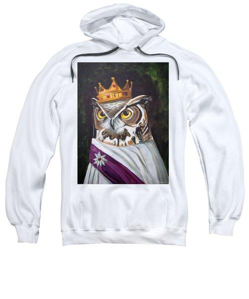Le Royal Owl Sweatshirt