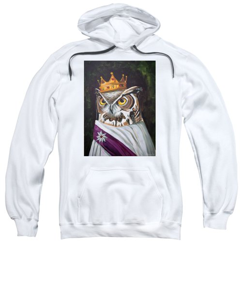 Le Royal Owl Sweatshirt