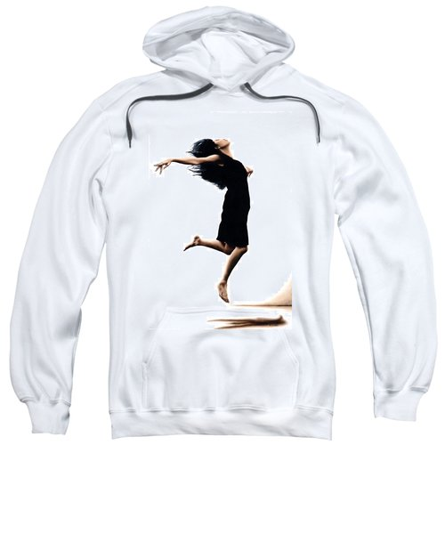 Leap Into The Unknown Sweatshirt