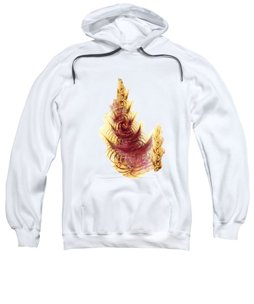 Leaves On A Water Sweatshirt