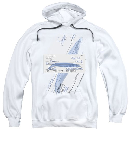 Lebowski's Check Sweatshirt