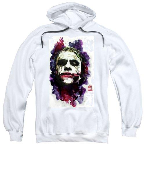 Ledgerjoker Sweatshirt by Ken Meyer jr