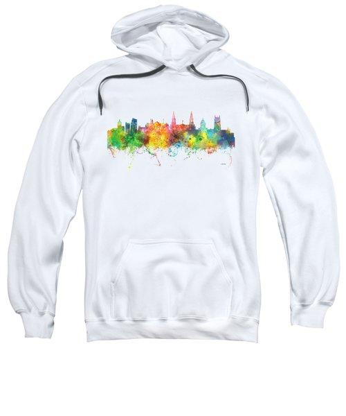 Leeds England Skyline Sweatshirt