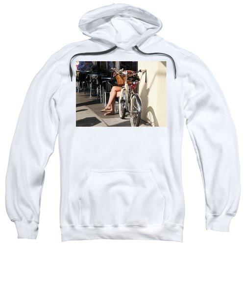 Leg Power - On Montana Avenue Sweatshirt
