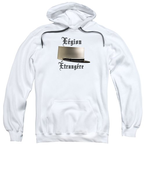 Legion Etrangere_transparent Sweatshirt