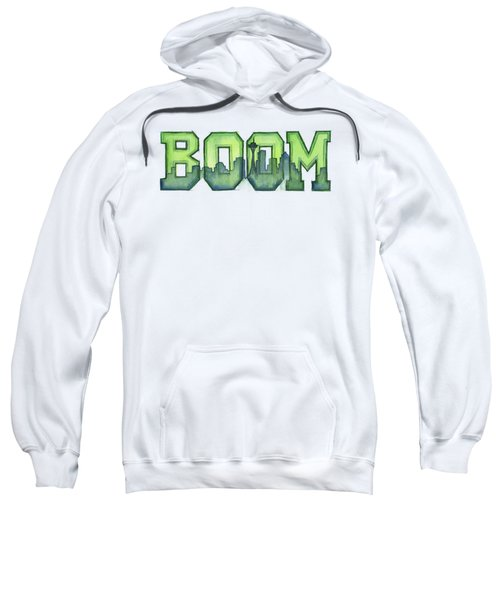 Legion Of Boom Sweatshirt by Olga Shvartsur