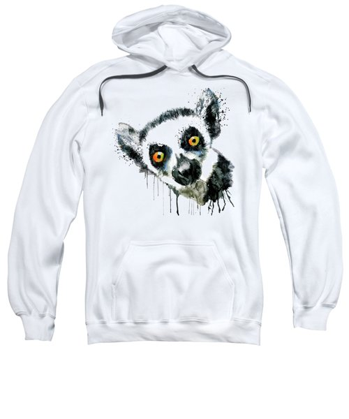 Lemur Head  Sweatshirt