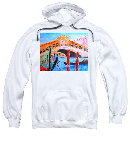 Leonardo Festival Of Venice Sweatshirt