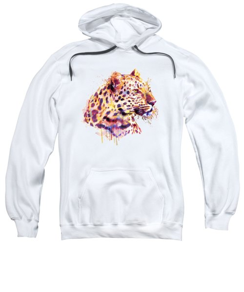 Leopard Head Sweatshirt