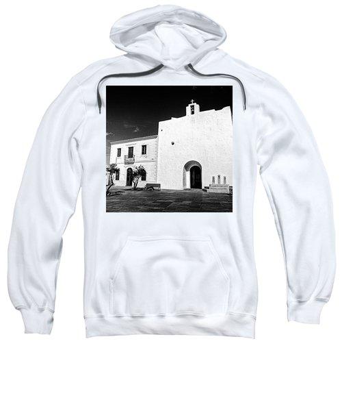 Fortified Church, Formentera Sweatshirt